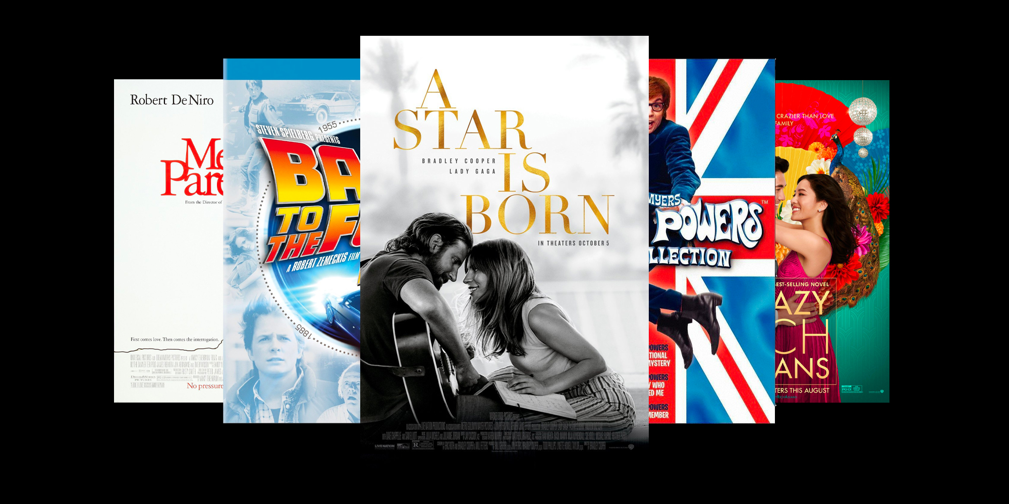 This week's best iTunes movie deals: A Star is Born $10, Trilogies for $15, $1 rental, more