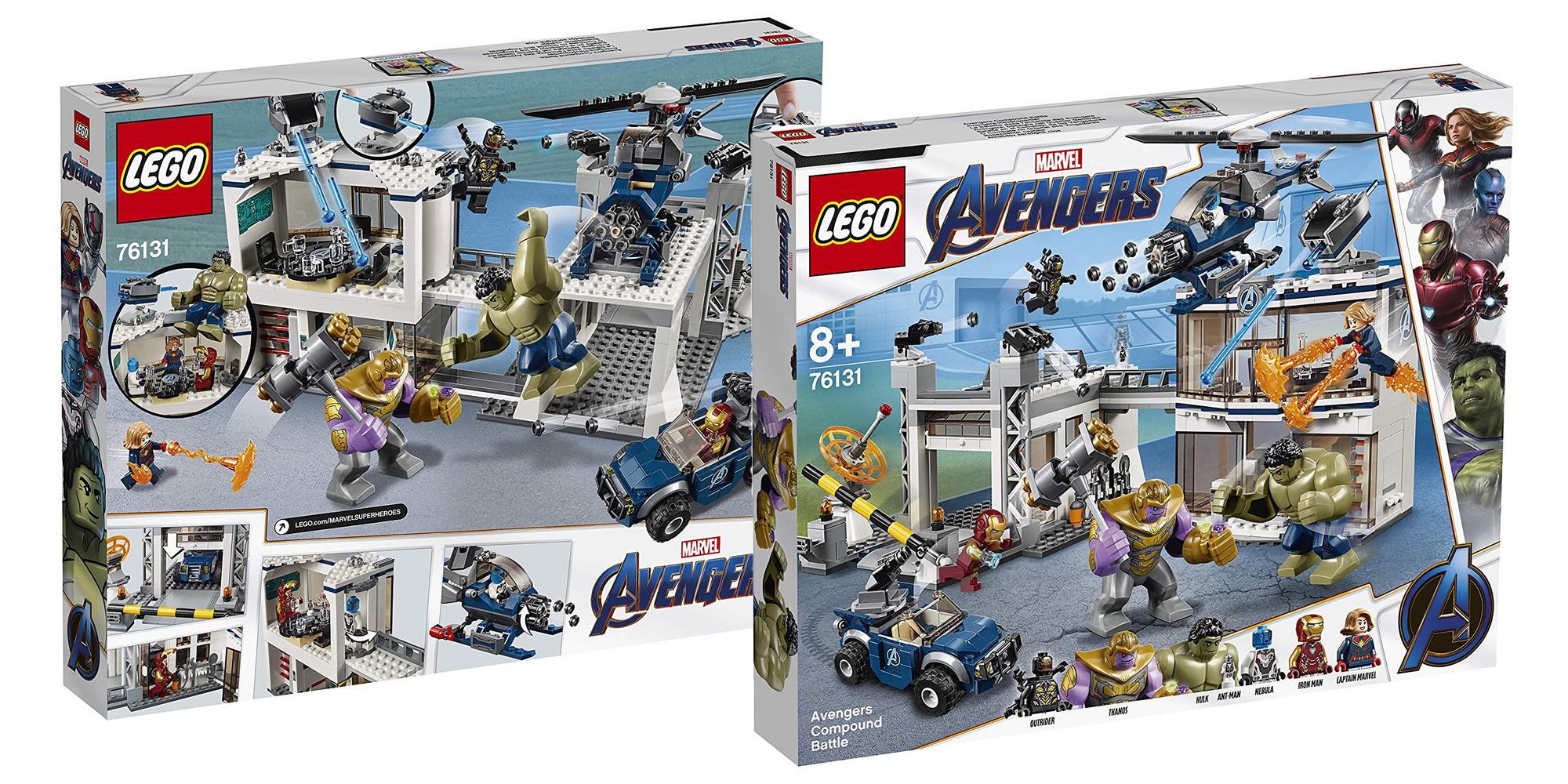 LEGO Avengers Headquarters