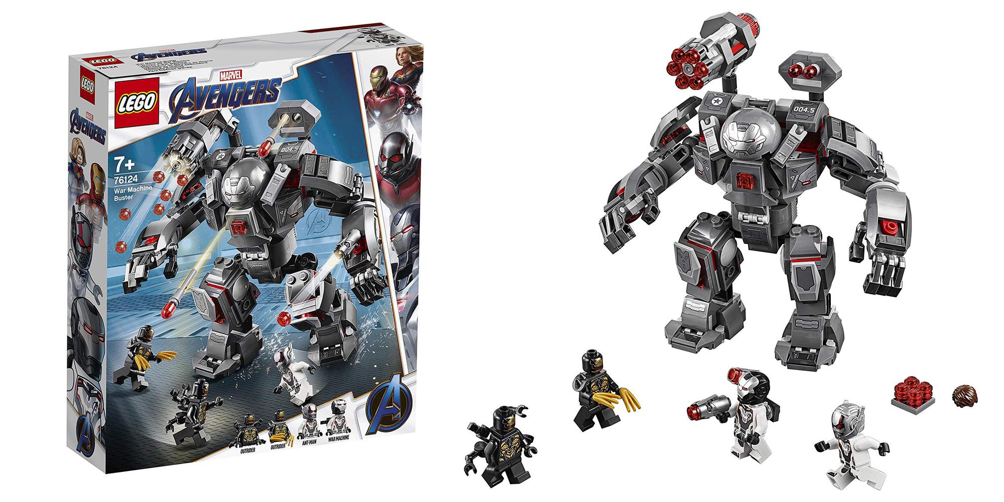 LEGO Avengers War Machine Buster