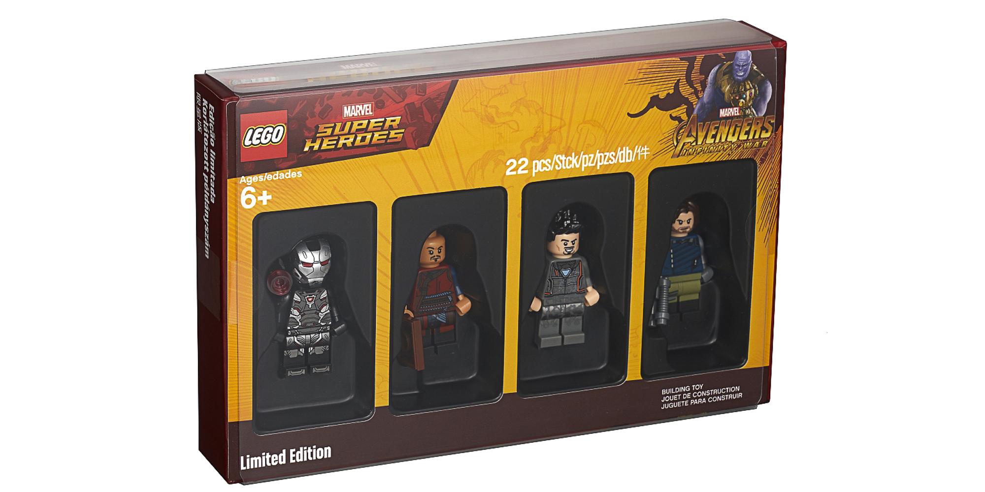 LEGO Avengers Minifigure Pack Box Art