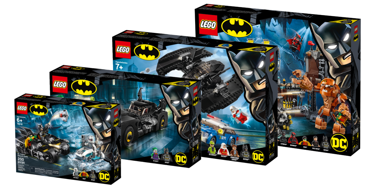 LEGO Batman 80th Anniversary