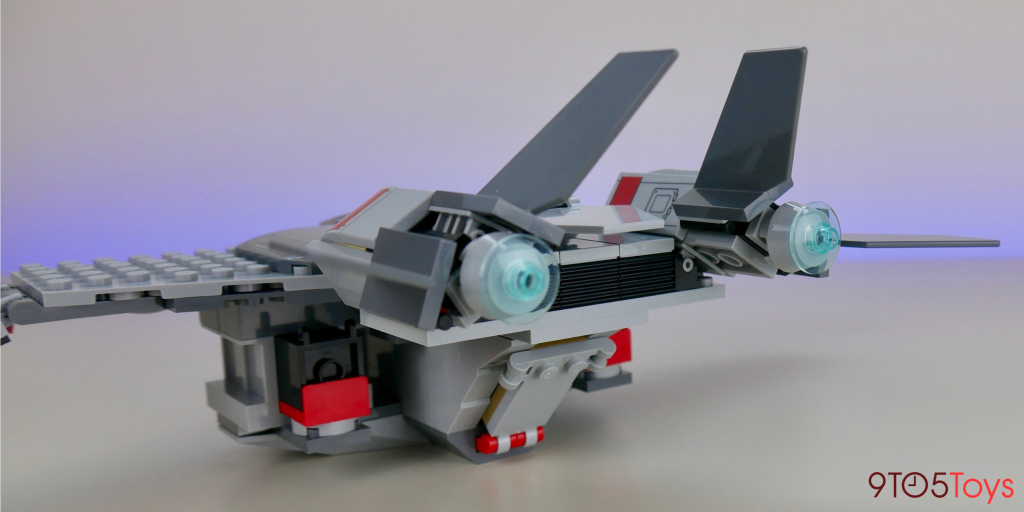 LEGO Captain Marvel 76127 Quinjet Engines