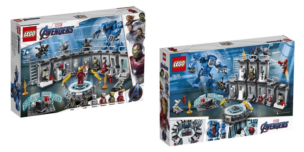LEGO Avengers Iron Man Hall of Armor