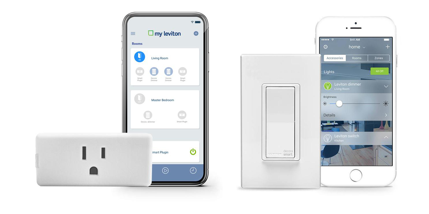 Leviton's HomeKit-enabled smart home gear is on sale from