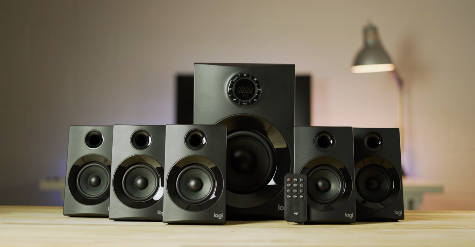 1e5189256c0 Logitech Z606 Review: An affordable 5.1 speaker system with Bluetooth  [Video]