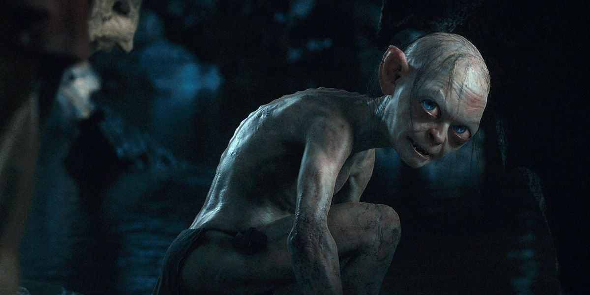 New Lord of the Rings game starring Gollum