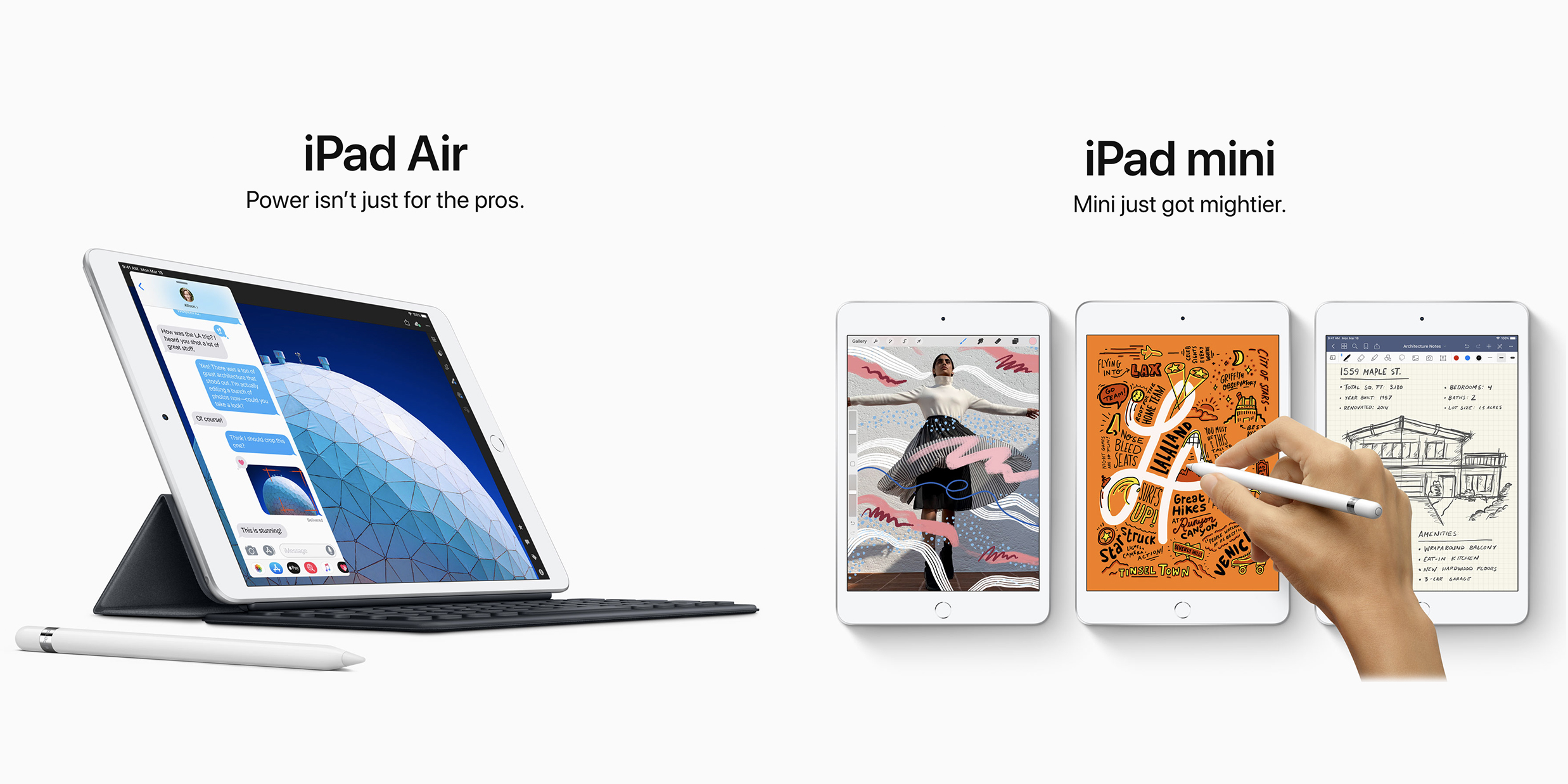 Apple's new iPad Air and iPad mini are up for pre-order (tax savings in select states)