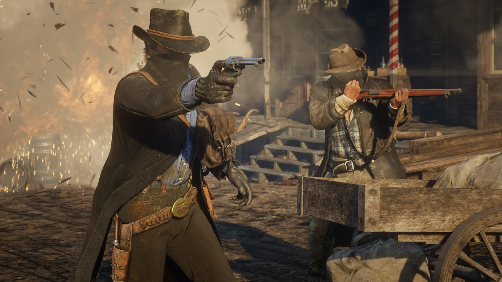 Next Red Dead Online update detailed