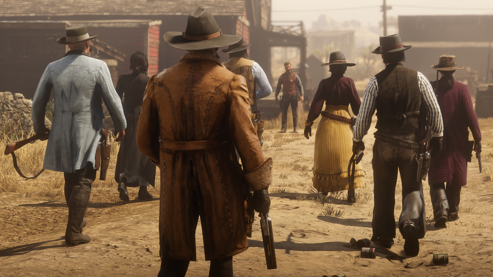 Next Red Dead Online update hits this spring