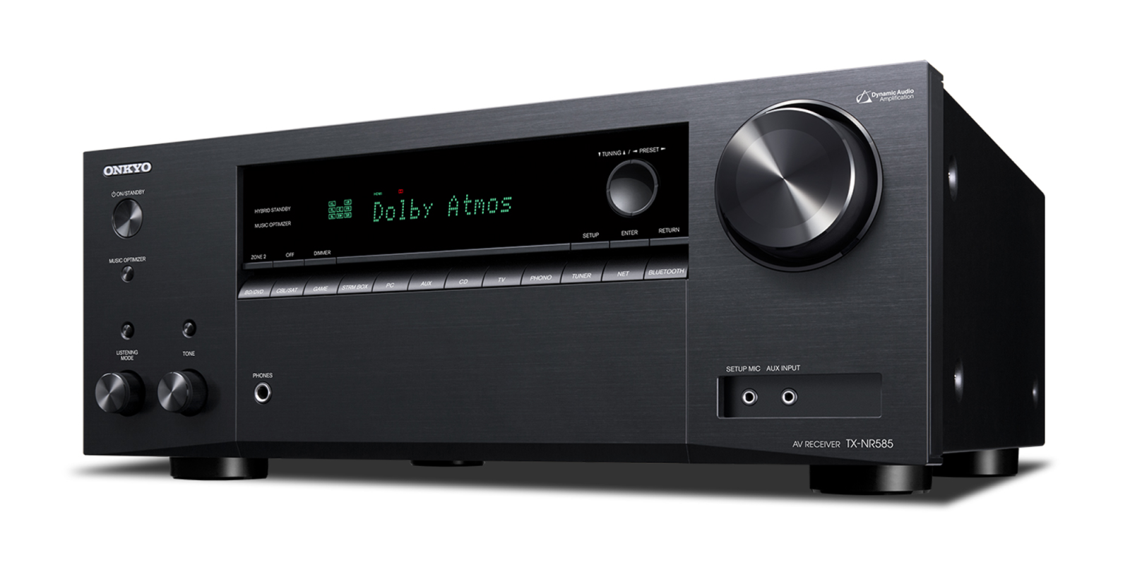 Onkyo's 7.2-Ch. AirPlay & 4K Dolby Vision A/V receiver w/ gift card is down to $289 ($365 value)