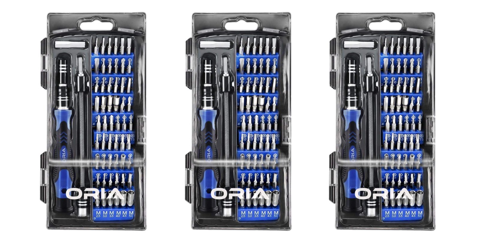 This 60-in-1 toolkit is a must-have for iPhone or Mac repair at just $11
