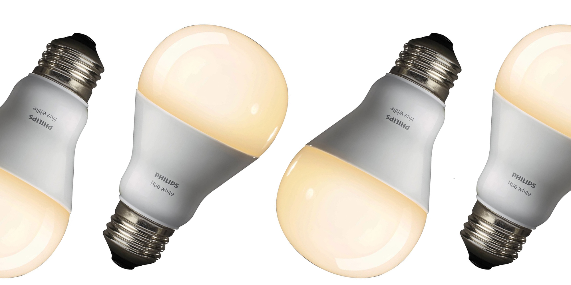 Expand your Philips Hue kit with a dimmable white bulb for $9.50, more from $5