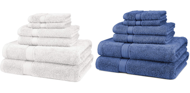 amazon private label household brand pinzon egyptian cotton towel