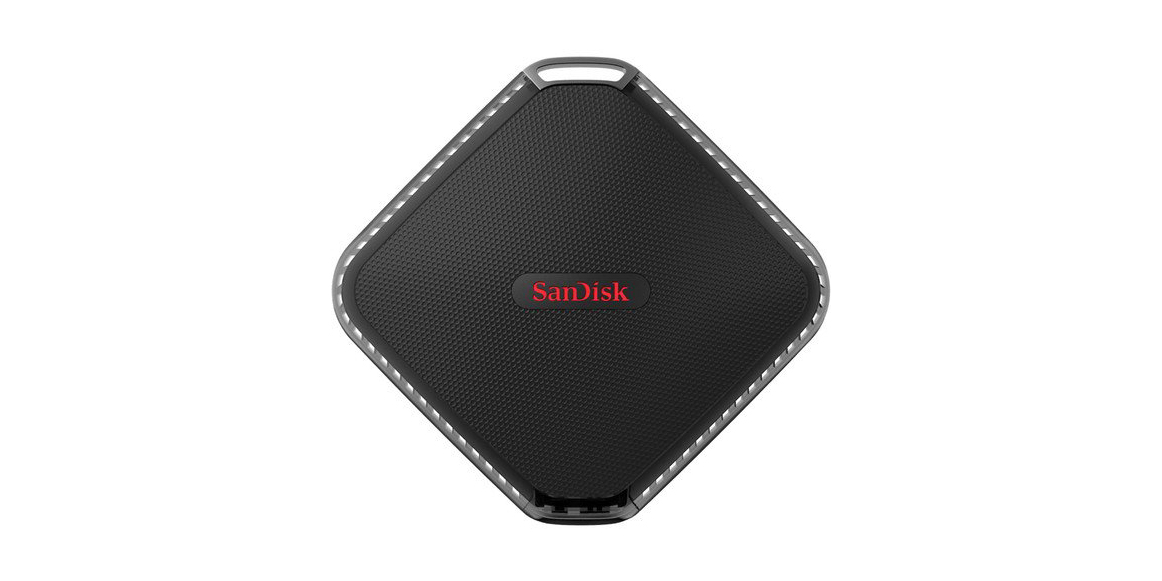 Enjoy fast transfer speeds w/ SanDisk's portable 480GB SSD, now $87 (Amazon all-time low)