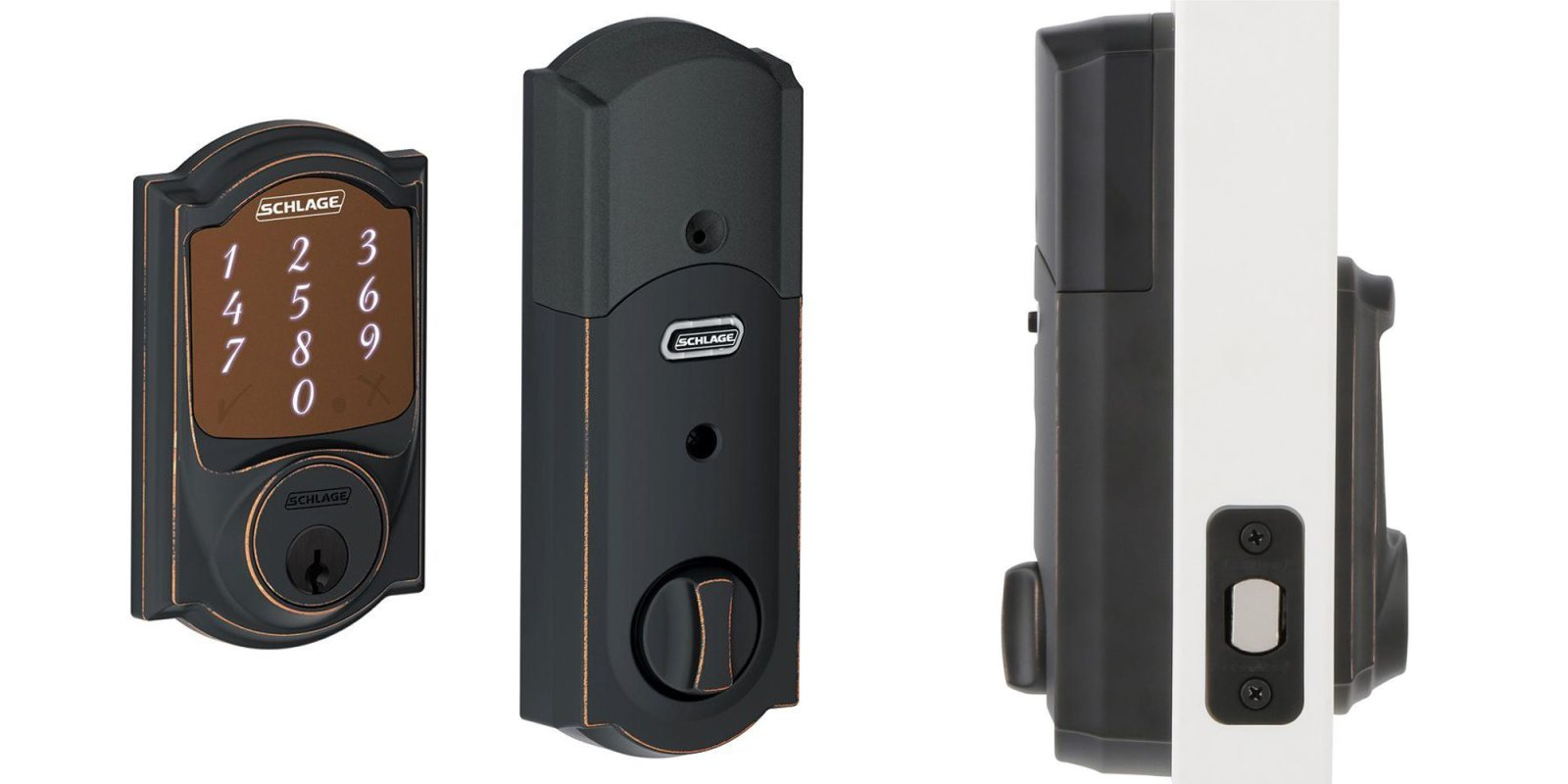 Schlage's Siri-activated Sense Deadbolt comes to your HomeKit setup at $164.50