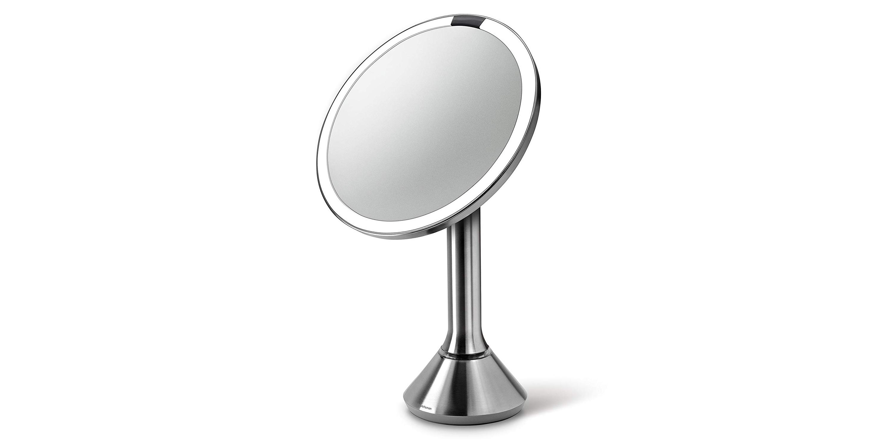 Take your bathroom to the next level w/ a simplehuman smart sensor mirror for $140 (Reg. $200)