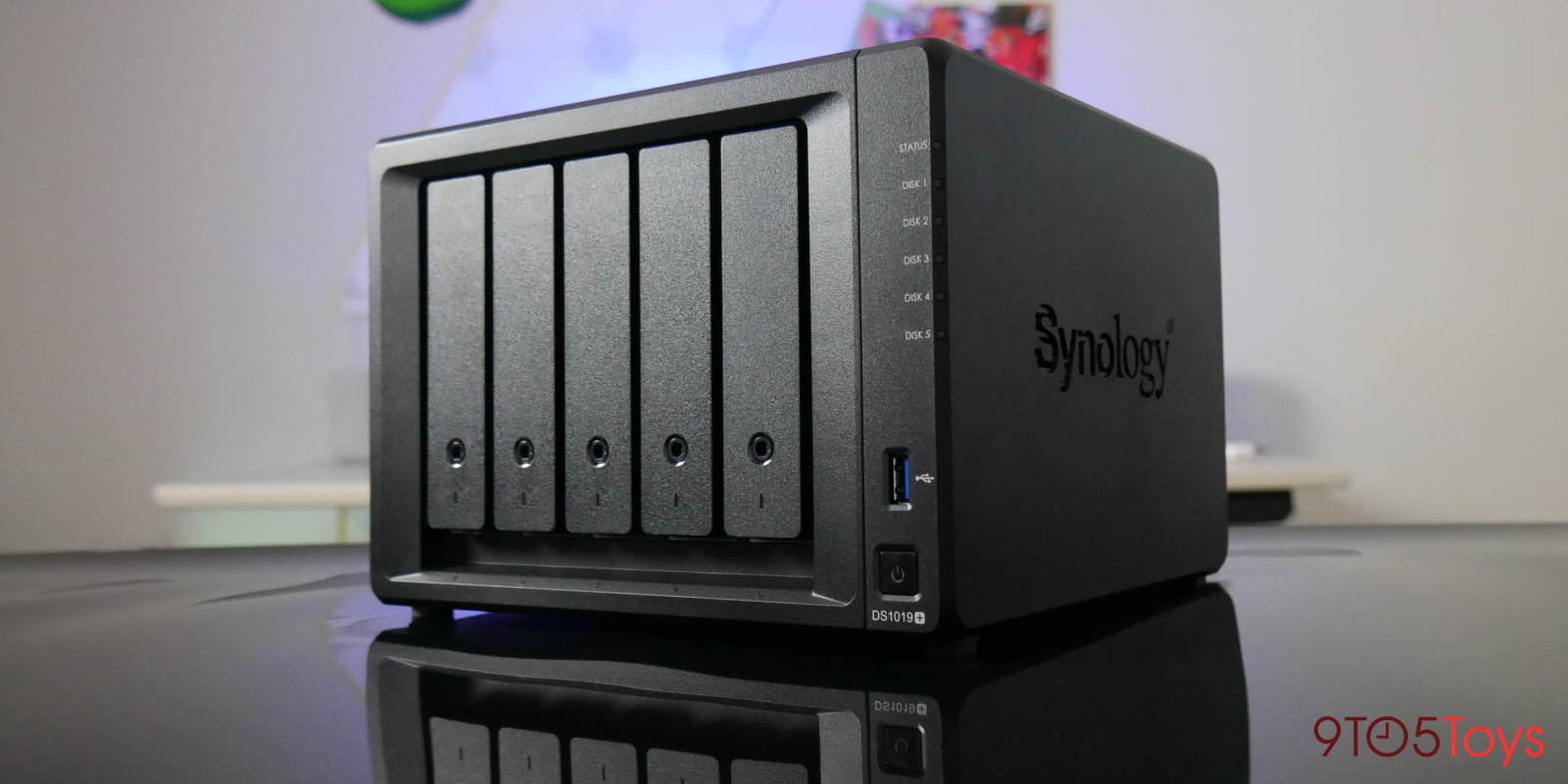 Synology DS1019+ NAS Review: The ultimate home server - 9to5Toys