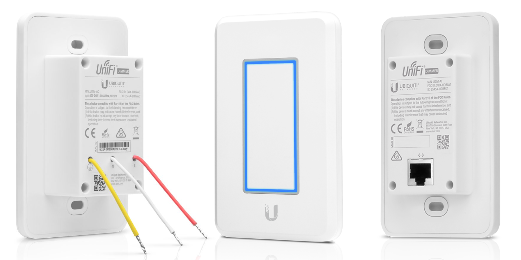 UniFi Dimmer Switch