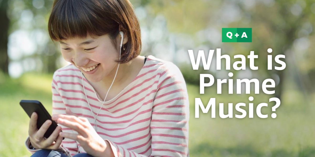 What is Amazon Prime Music