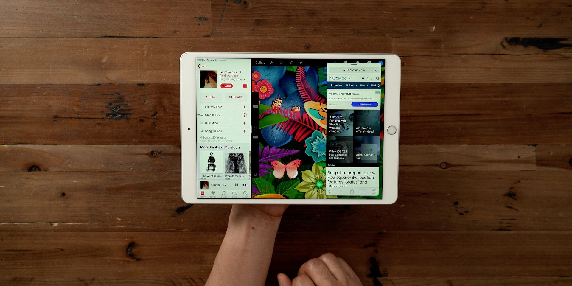Apple's 2019 iPad Air sees first notable price drop since it was announced