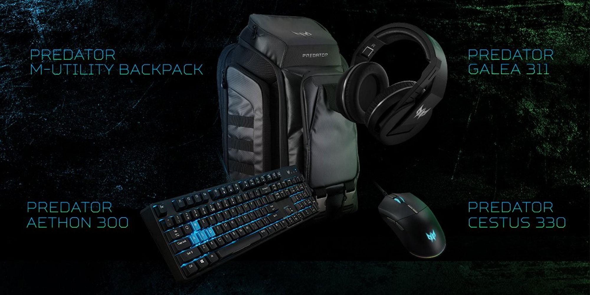 Acer Predator Peripherals
