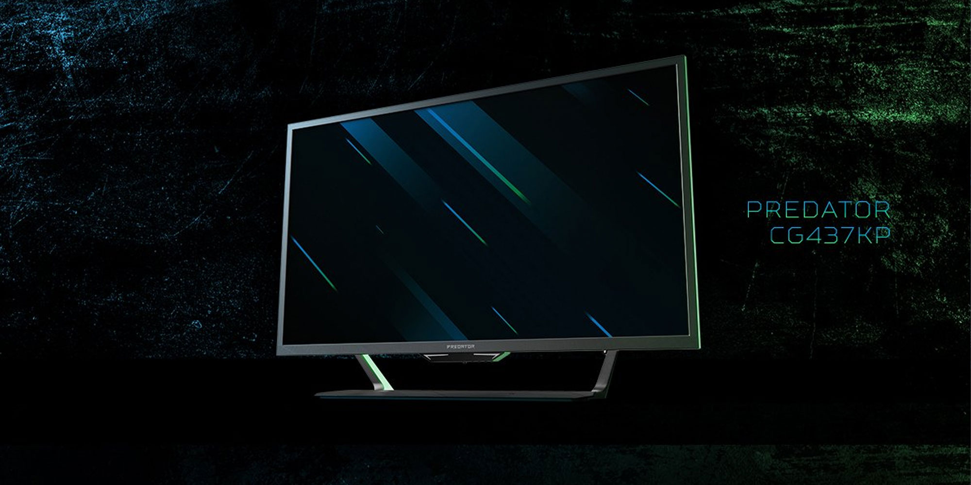 Acer Predator CG437K P 43-inch Gaming Monitor