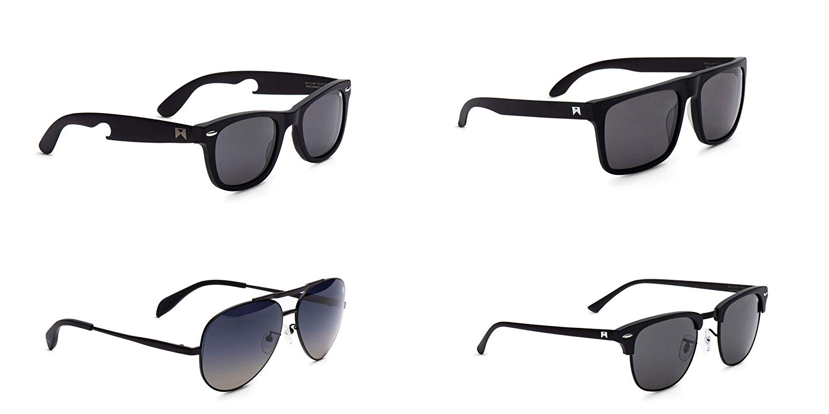 Update your spring sunglasses with Amazon's Gold Box feat. William Painter styles at up to 45% off