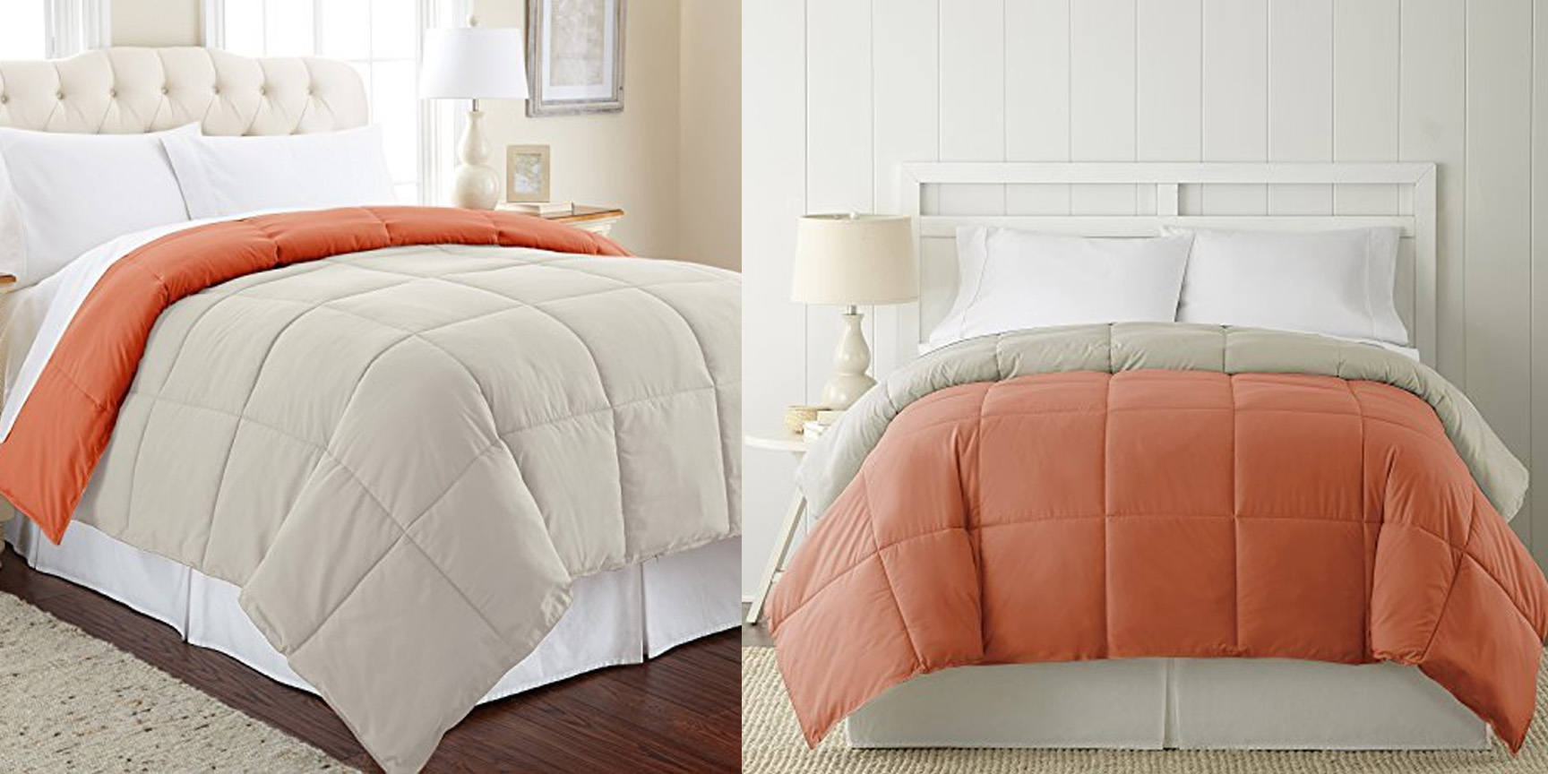 Switch up your bedding for spring w/ this reversible comforter at $17 Prime shipped from Amazon