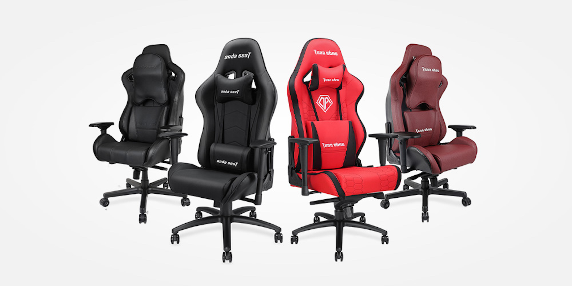 Enjoy gaming with the Anda Seat Axe Series Gaming Chair, now $270 (Orig. $350)
