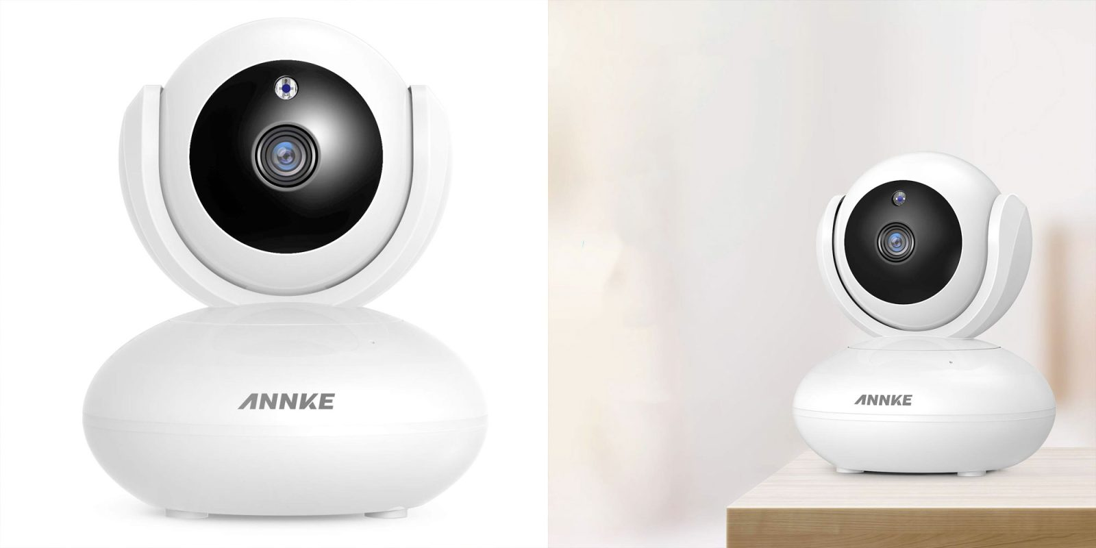 Save 45% on ANNKE's 1080p pan/tilt Wi-Fi security camera, now $24 (Reg. $45)