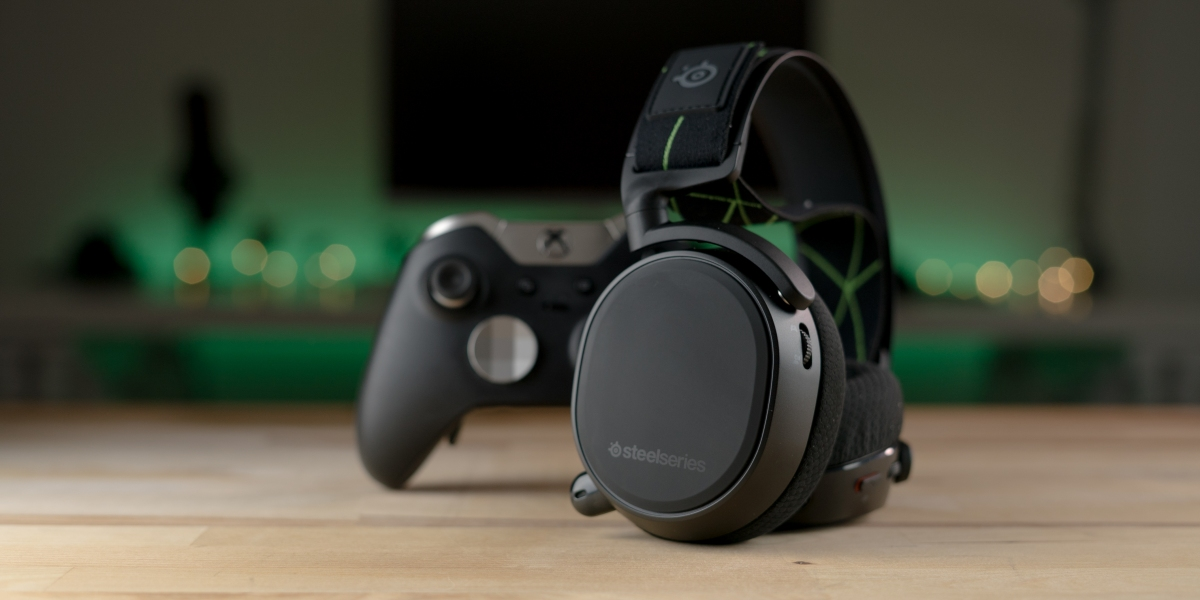 Arctis 9X and Xbox Elite controller