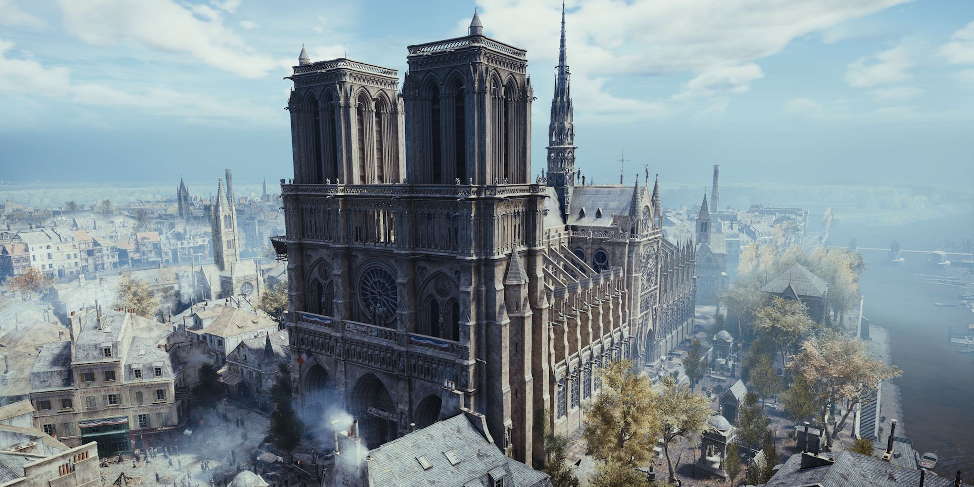 Ubisoft gives $500K to Notre-Dame restoration & offers FREE copies of Assassin's Creed Unity