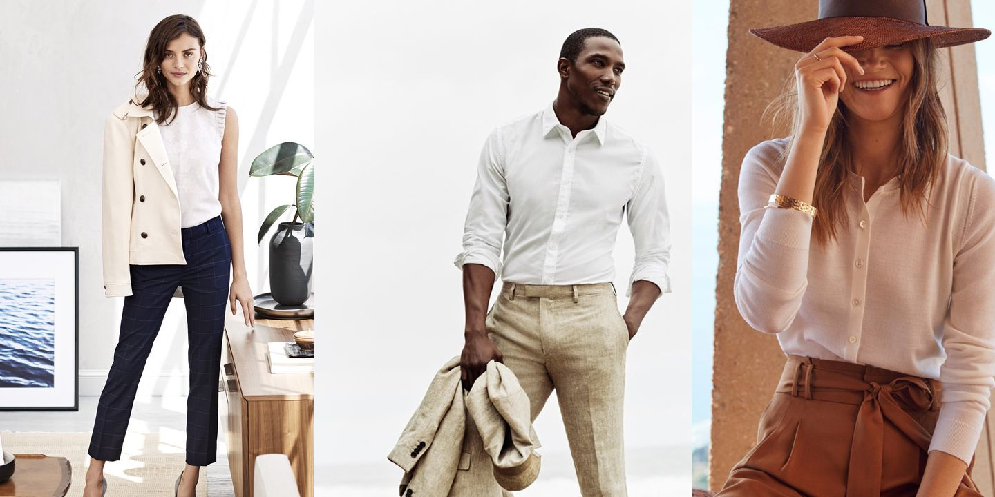 Banana Republic's Fall Event offers 30-50% off sitewide including jeans, more