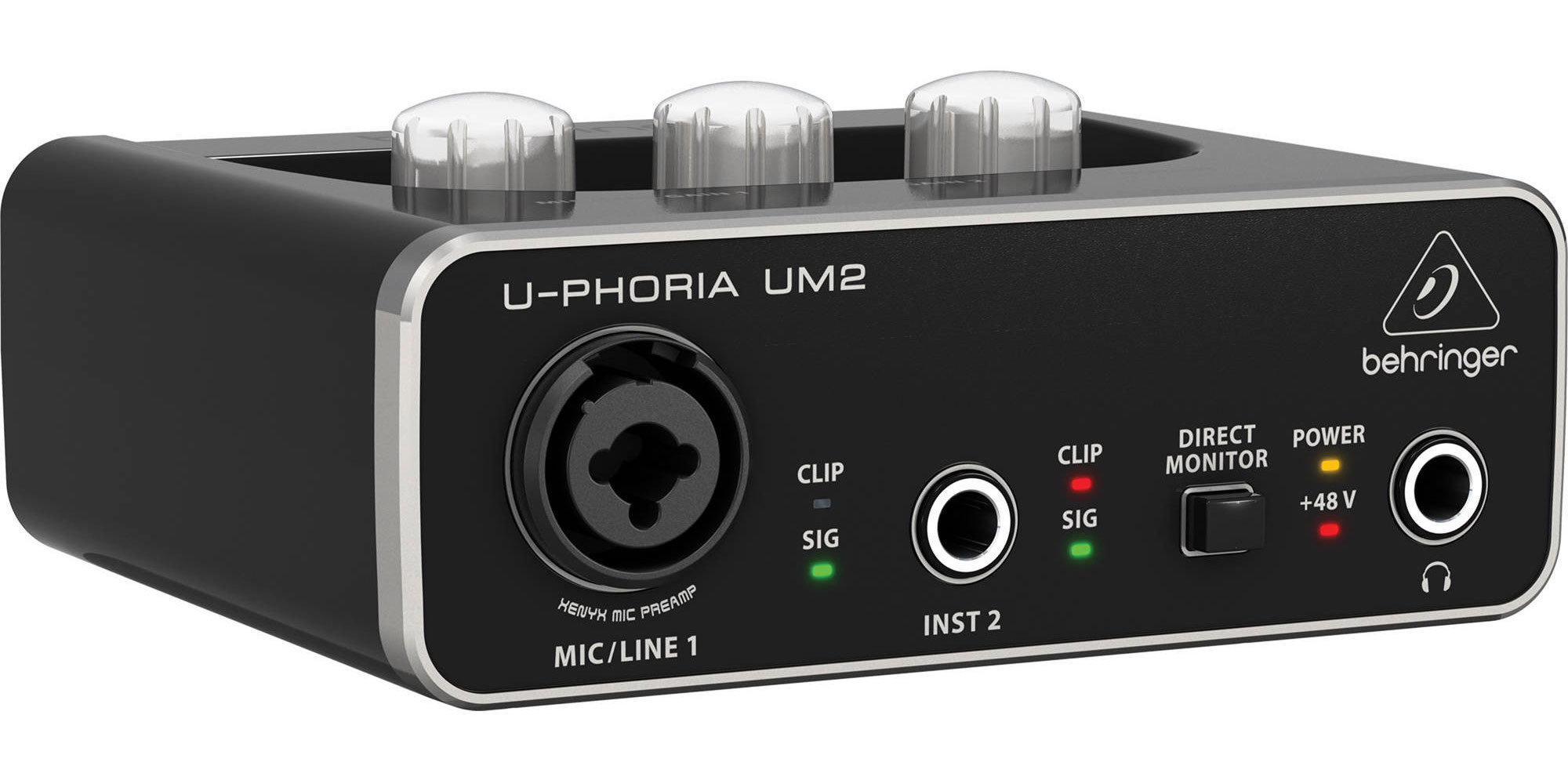 behringer 39 s u phoria guitar mic usb audio interface for mac at just 30 shipped 25 off 9to5toys. Black Bedroom Furniture Sets. Home Design Ideas