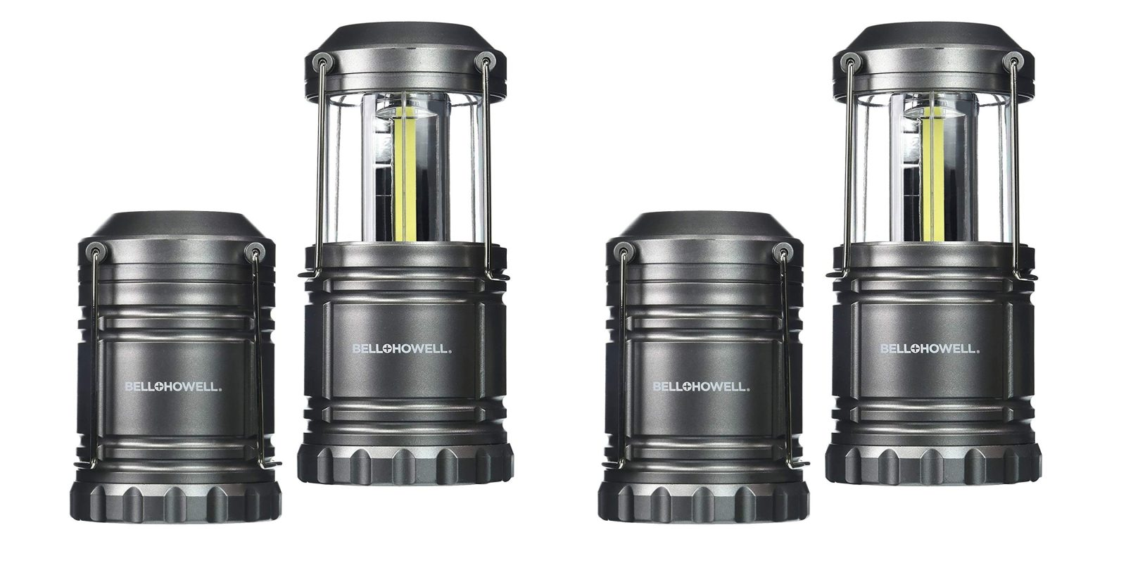 Take Bell + Howell's Taclight LED Lantern on your next