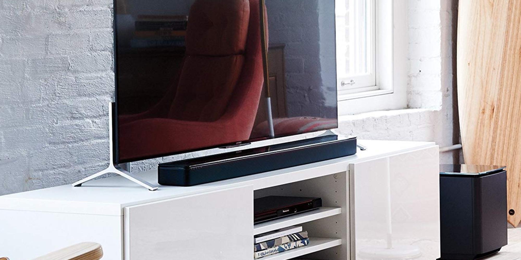 Control the Bose SoundTouch 300 Soundbar with Alexa at $499 shipped (Reg. $699)