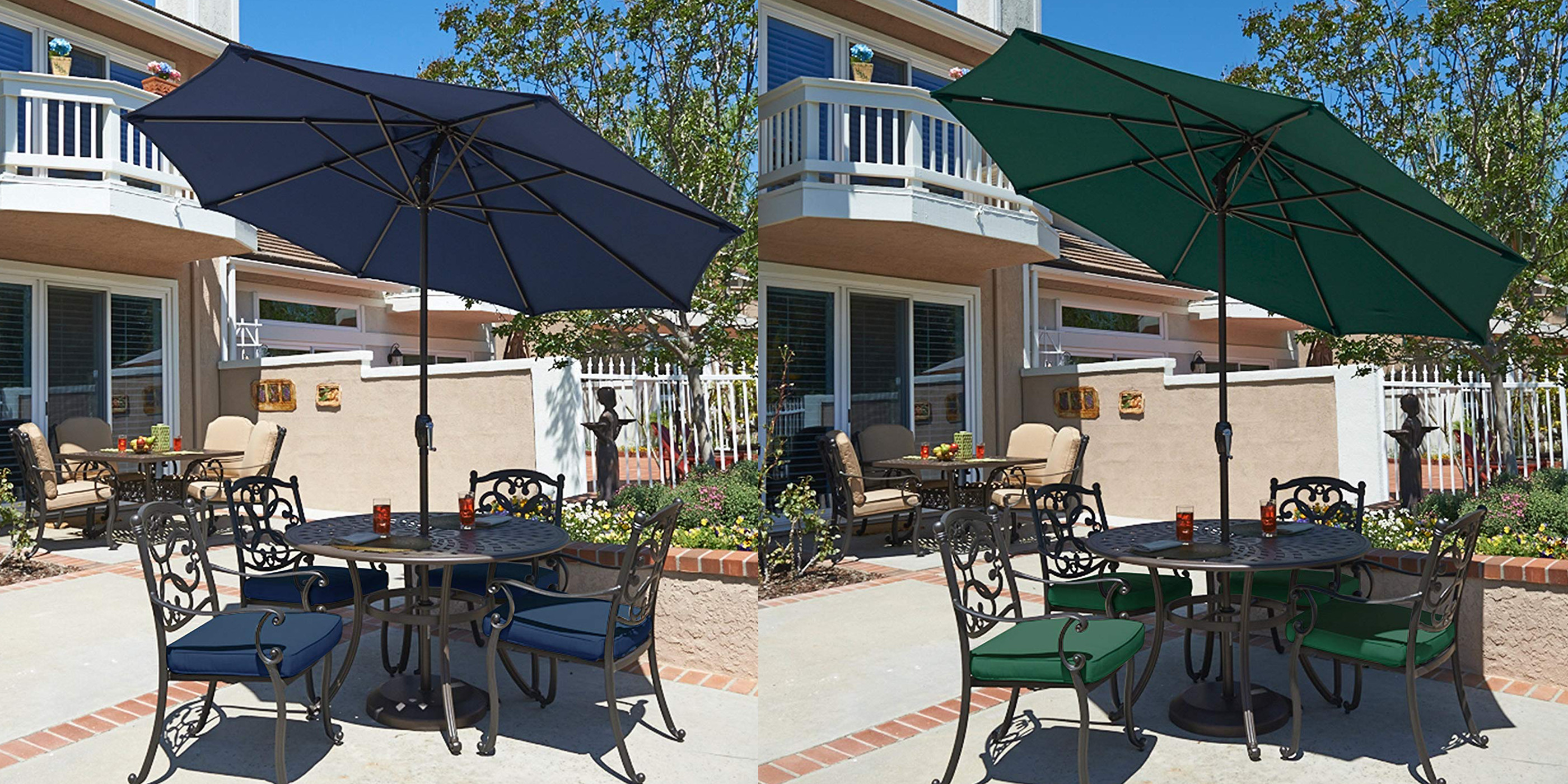 Get ready for spring/summer w/ these Aluminum Patio Umbrellas at $70 shipped (Reg. $100+) : aluminum patio umbrella - thejasonspencertrust.org