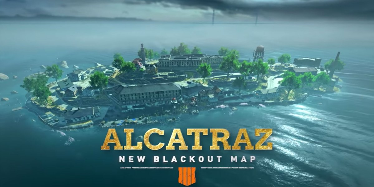 Blackout Alcatraz