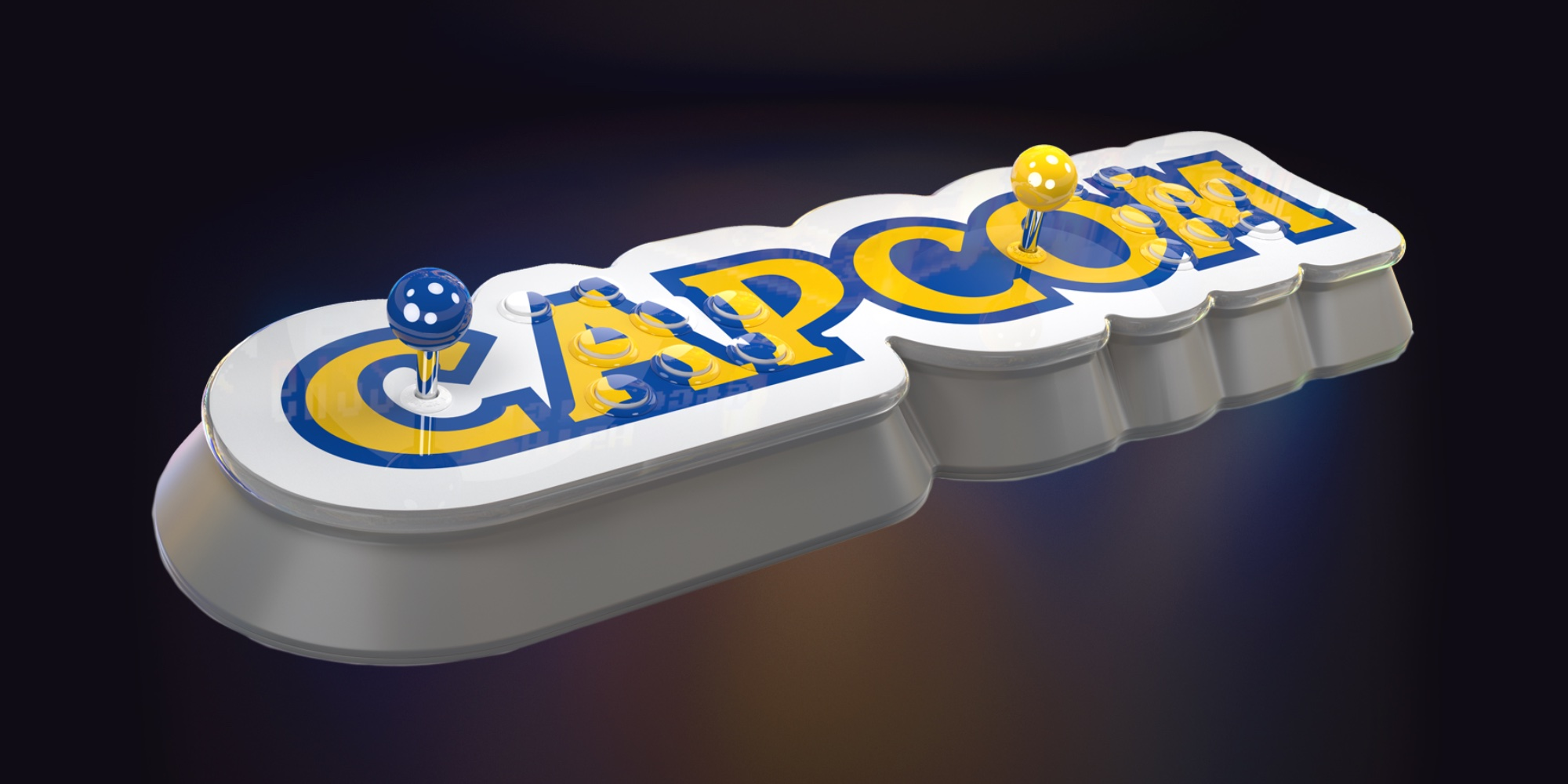 Capcom brings Mega Man, Street Fighter II and more to upcoming plug-and-play Home Arcade