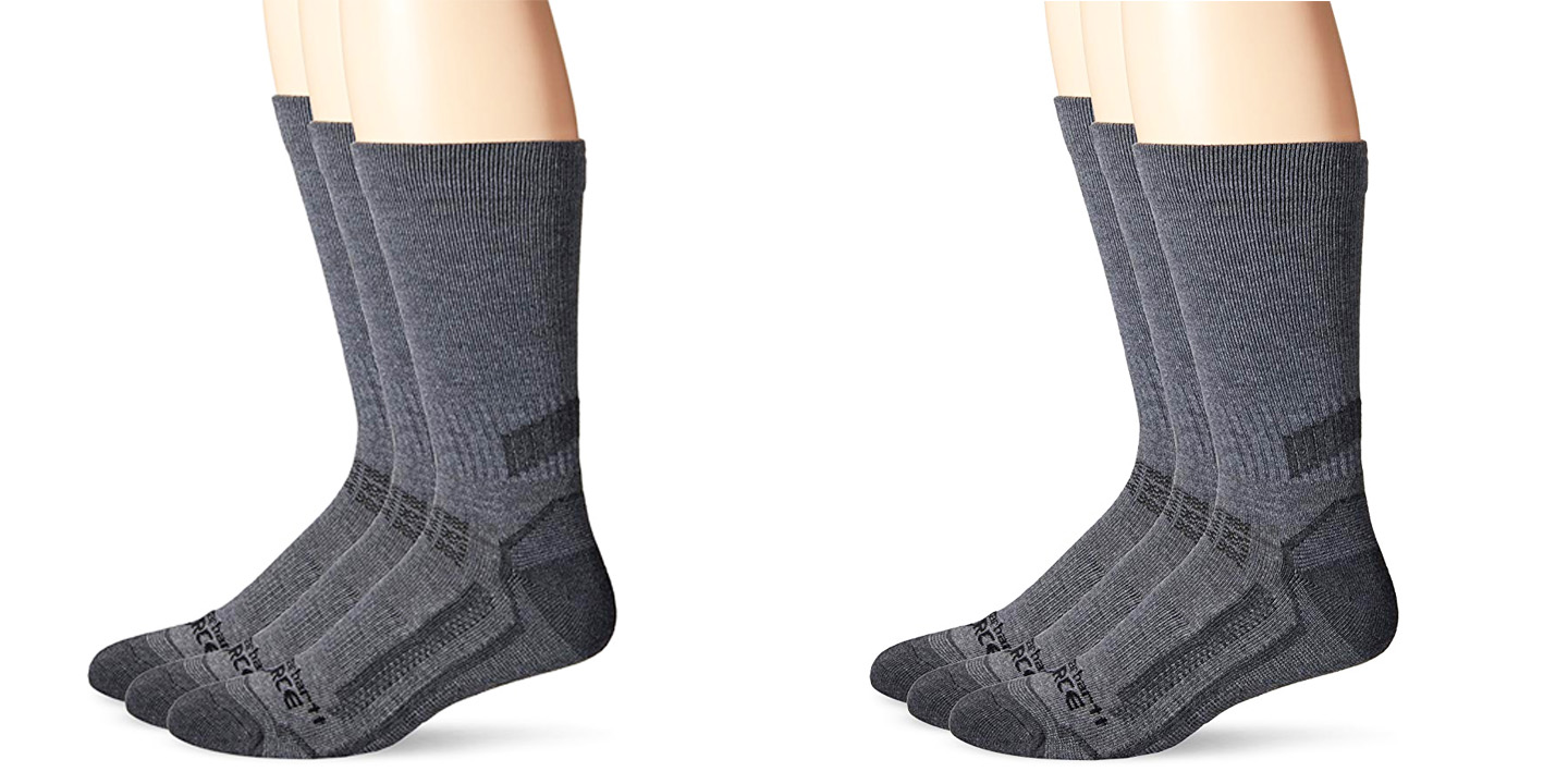 Find Carhartt's Force Performance Work Crew Socks at an Amazon low of $11 Prime shipped