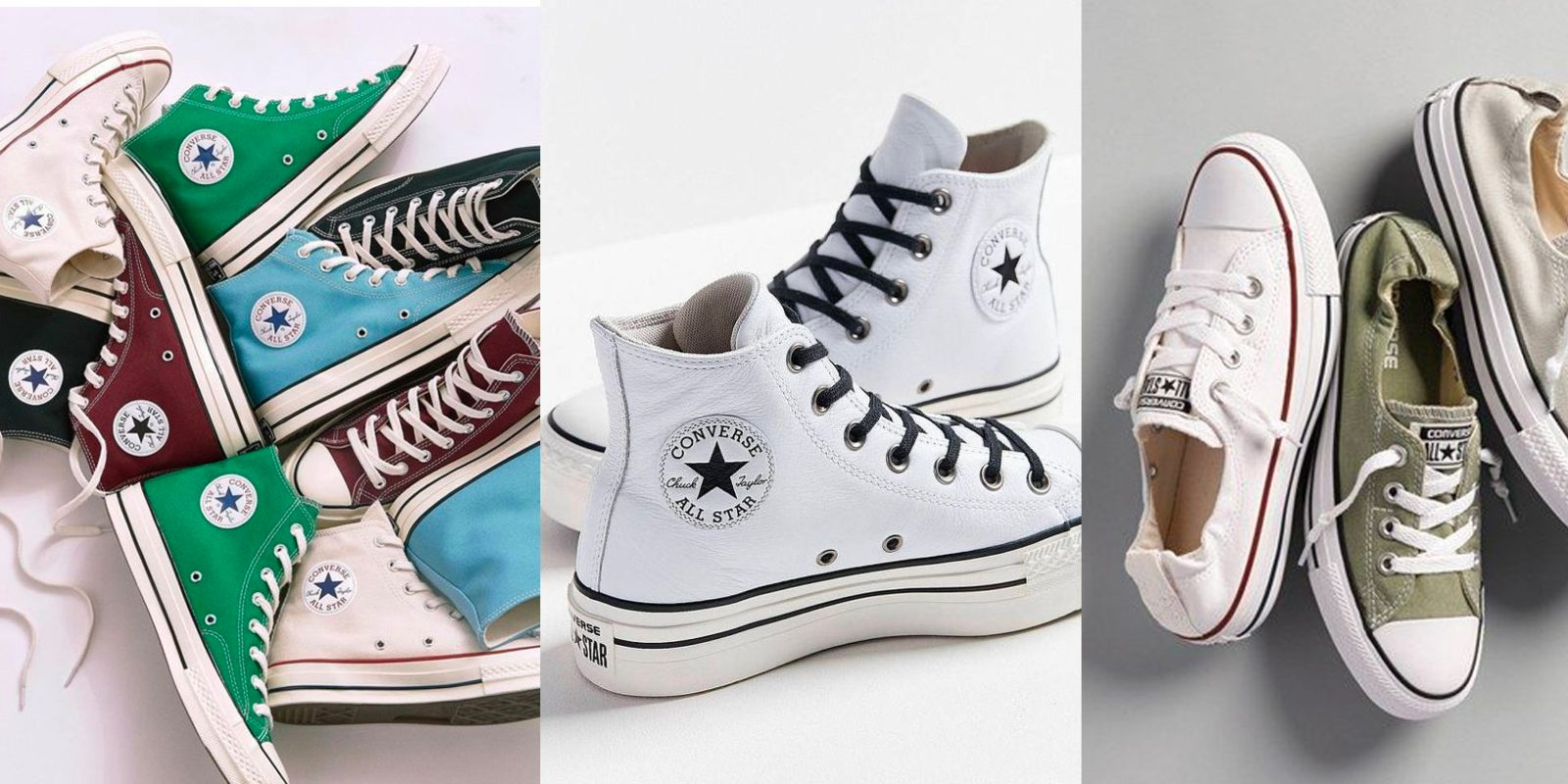 bbbf47976b5b Converse cuts an extra 30% off sale items from  21 with sneakers ...