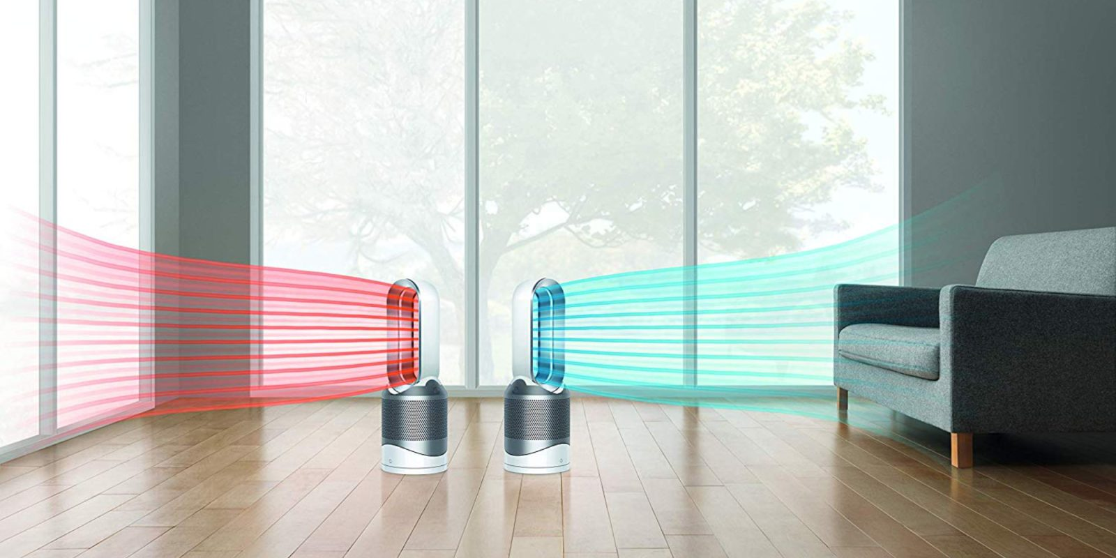 Dyson Sale: Pure Hot + Cool Fan $190.50 (Refurb, Orig. $500), more from $120