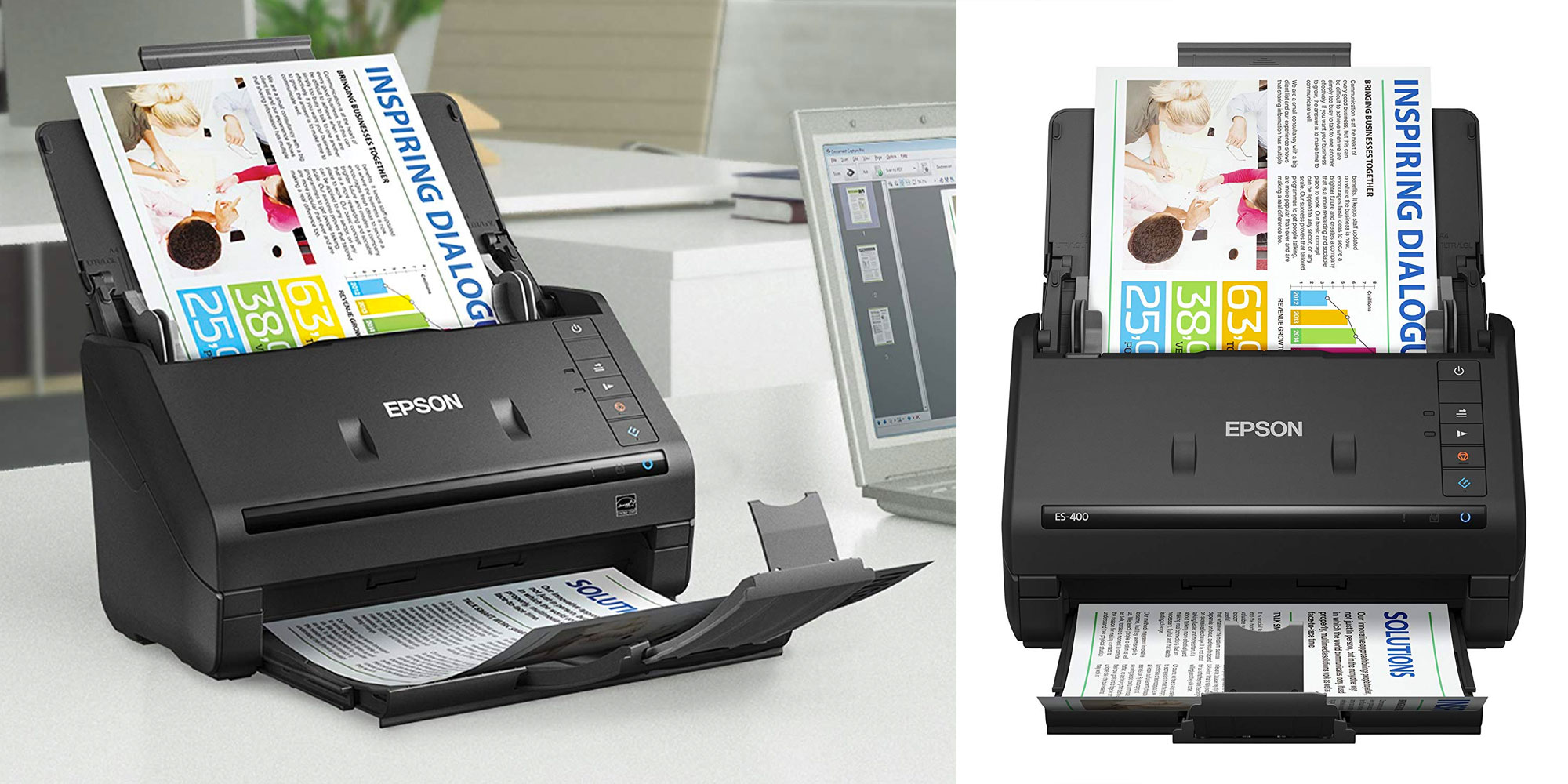Epson's high-end WorkForce scanner has built-in OCR, cloud scanning, more: $230 (Reg. $330)