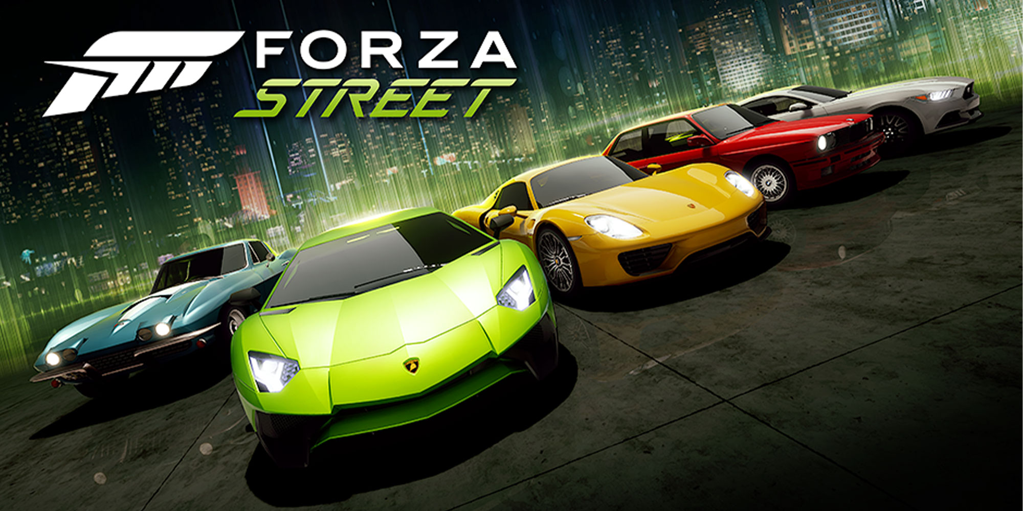 Racing fans rejoice: Forza Street coming to Android and iOS this year, now available for Windows 10