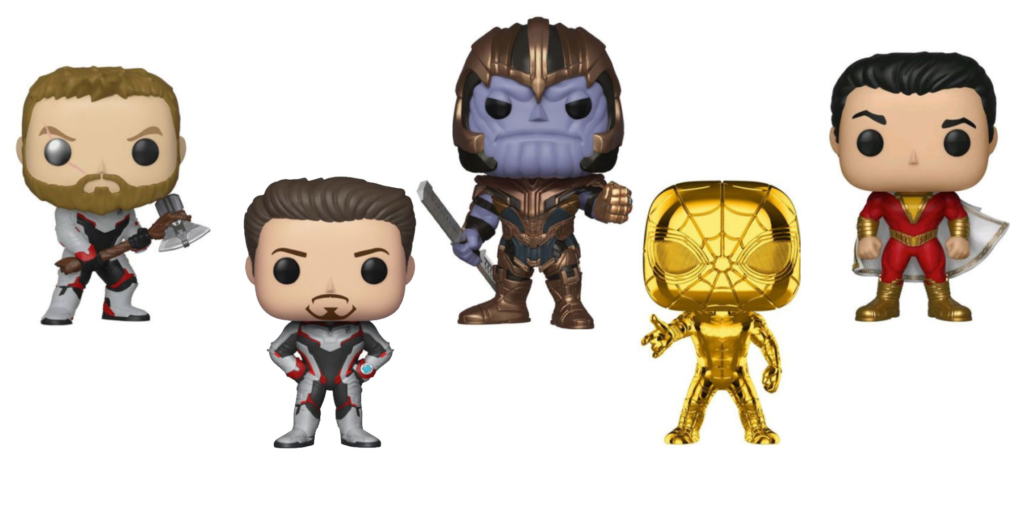 Barnes & Noble Funko POP! sale offers 3 for $20 or 9 for $50, Avengers: Endgame figures included