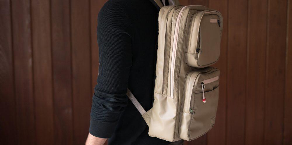 HEX Patrol Backpack inside