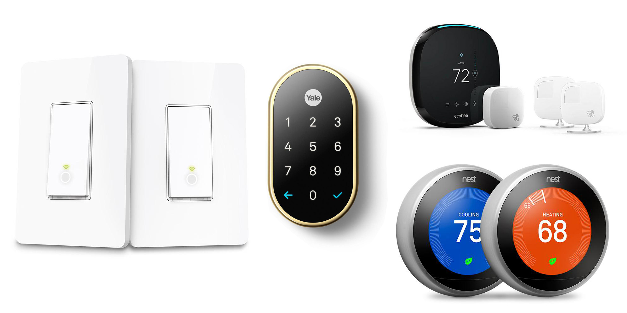 Home Depot's big 1-day smart home sale includes ecobee, Nest, TP-Link and more