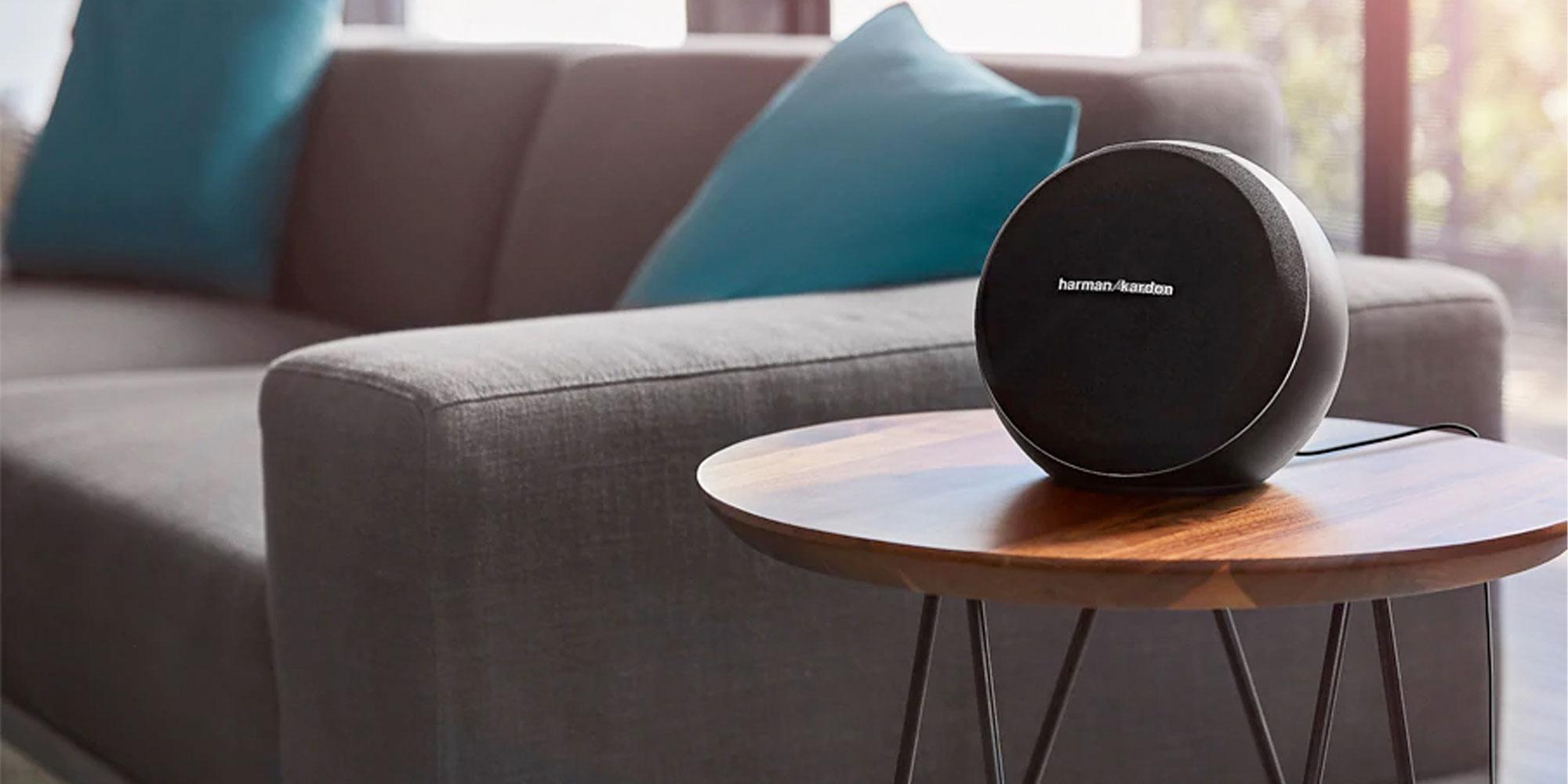 Harman Kardon's Omni 10 Plus Wi-Fi speaker offers Spotify Connect for $60 (Refurb, Orig. $250)