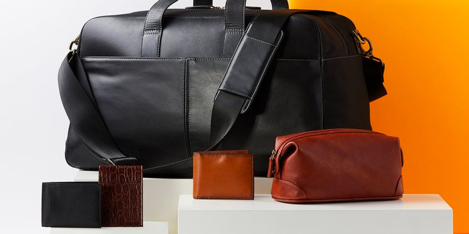 f7d7cbcc04f TUMI, Cole Haan & Ted Baker from $20 in Hautelook's Men's Leather  Accessories Sale