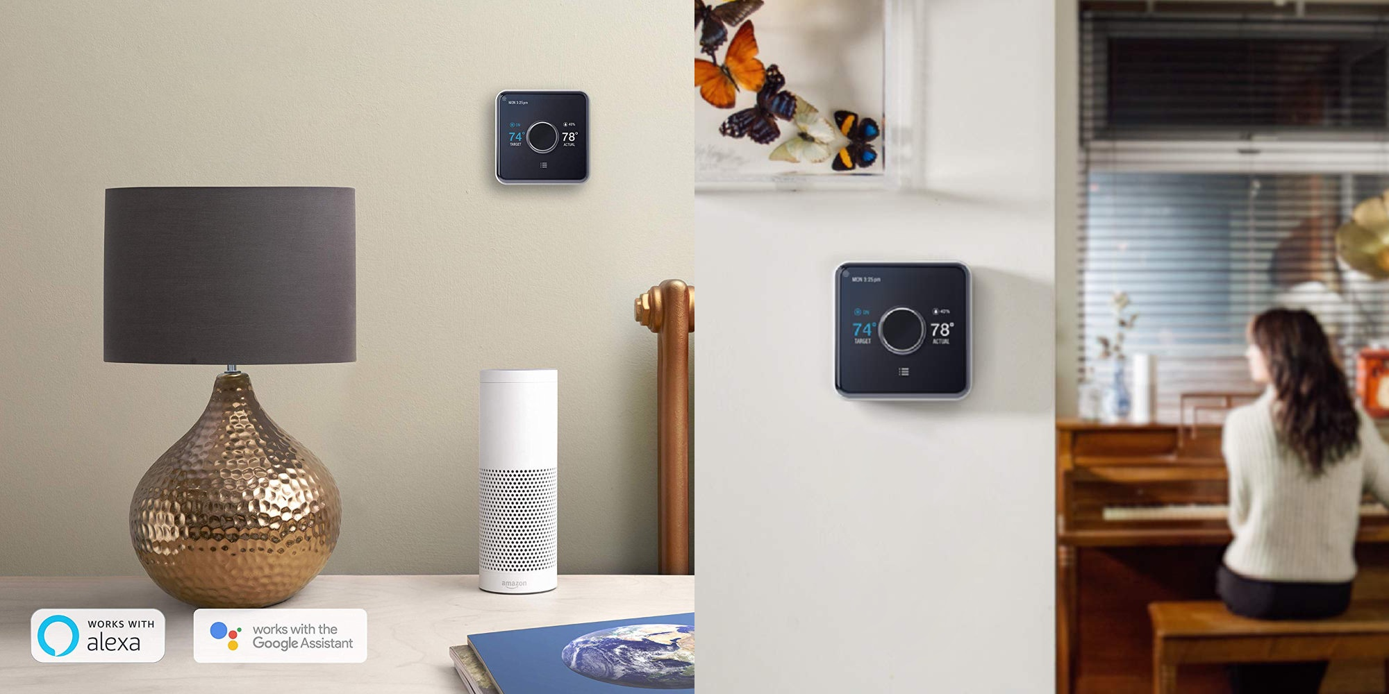 The Hive Smart Thermostat + Hub is down to $139 at Amazon (Reg. up to $230)